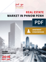 Cambodia Real Estate Analysis 2nd Q 2016