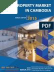 Cambodia Real Estate Analysis 2015