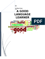 A Good Learner
