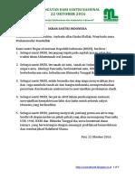 TATA URUTAN UPACARA, IKRAR SANTRI DAN TEKS RESOLUSI JIHAD NU.pdf