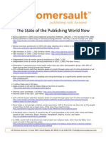 State of Publishing Now (1pg)
