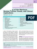 Rads Clinics_MRI Knee Meniscus