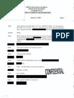 Al Gore investigation transcript