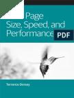 Webpage Size Speed Perf