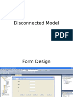 Disconnected Model
