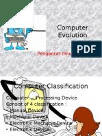 Week 3 Computer Evolution