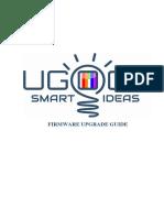 Ugoos Flashing Guide