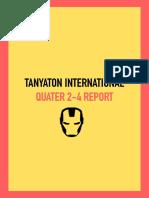 quater2-4 report