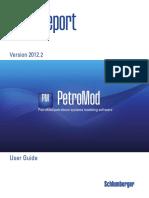PetroMod 2012 2 PetroReport UserGuide