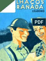 Revolução de 1932- Estilhaços de granada