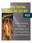 Silverman Bedside Teaching 9.15x