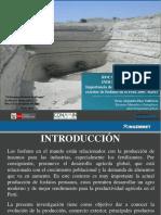 Importancia de la producción y comercio exterior de fosfatos en el Perú 2001 -02015
