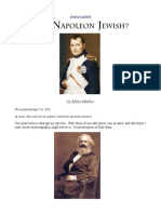 Miles W Mathis essay on Napoleon