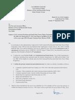 Gcrt Cfa Notification 02-09-2016 Subsidy Amendments