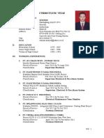 Revisi CV
