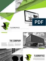 FloorOffice A5 Brochure