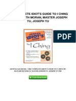 THE COMPLETE IDIOT'S GUIDE TO I CHING BY ELIZABETH MORAN, MASTER JOSEPH YU, JOSEPH YU.pdf