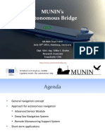 MUNIN Final Event B 2 CML MUNINs Autonomous Bridge