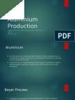 Aluminium Production 1