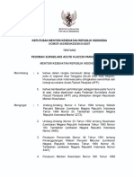 KMK No. 483 ttg Pedoman Surveilans Acute Flaccid Paralysis (AFP).pdf.pdf