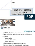 United Gas Co - Microcyl Product Presentation