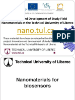 9. Natomaterials for Biosensors