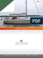 De Valk Yachtbrokers Dehler 36 Cws Top (351336) Full