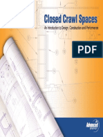 About Crawl Spaces