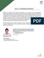 Dossier Programa Spinning Castejón