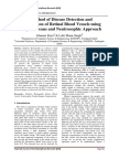 A Method of Disease Detection and Segmentation of Retinal Blood Vessels using Fuzzy C-Means and Neutrosophic Approach