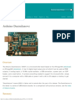 Arduino - ArduinoBoardDuemilanove