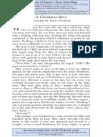 Porter Christmas Story