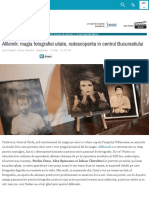 2014.02 - IQAds - Articol _Allkimik_ Magia Fotografiei Uitate