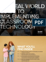 Implementing Classroom Technology eBook