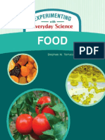 Experimenting With Everyday Science - Food (Tomecek- 2010- 169p)