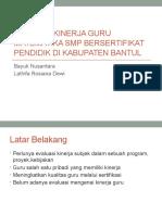 PPT Analisis Jurnal Diskrepansi