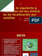 Infraestructura satelital