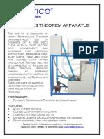 Bernoulli_s Theorem Apparatus