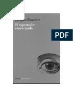 Jacques Ranciere - La imagen pensativa.pdf