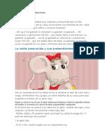 Cuento La Ratita Presumida