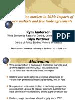 Global Wine Markets in 2025