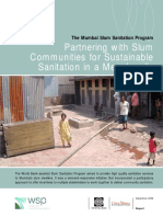 Partnering With Slum Communities for Sustainable Sanitation - Mumbai (1)