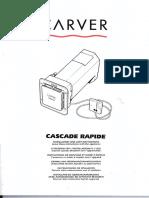Carver Cascade2 Rapide