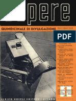 Sapere 001 1935