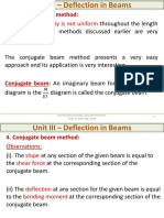 L15 -Deflection-conjugate Beam Method