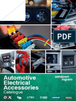 Ashdown Ingram Automotive Electrical Accessories Catalogue 2015