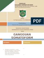 Somatoform Ppt