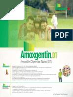 Amoxgentin® DT (Amoxicillin-500mg) - TAJ PHARMA