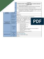 Pasantía en Supply Chain Management Logística Integral y Producción