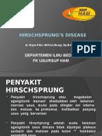 PENYAKIT HIRSCSPRUNG